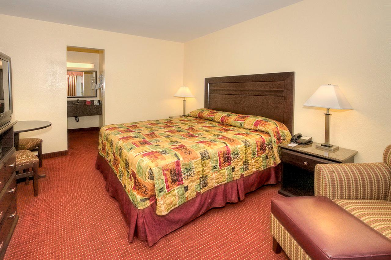 Hotel V Bedroom