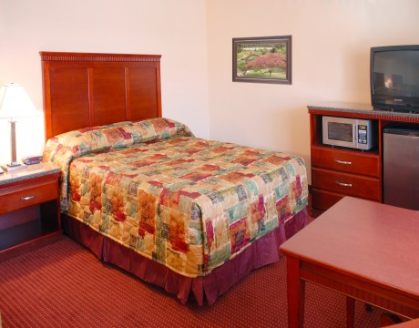 Relax Inn and Suites - Single Queen Bed