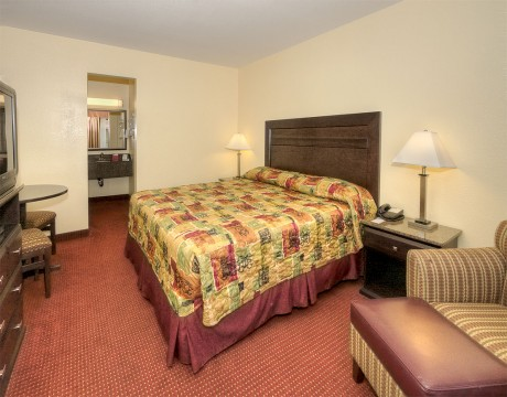 Relax Inn and Suites - Relax in Our King Suite